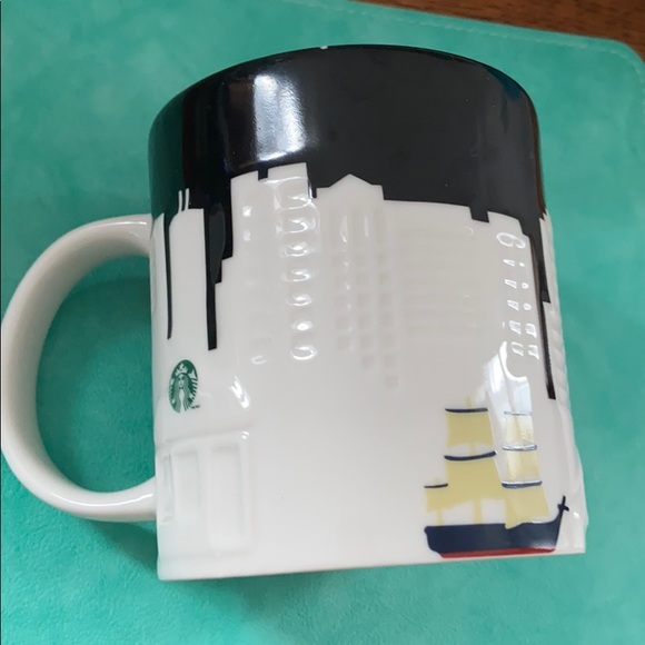 Boston Collectors Series Mug
